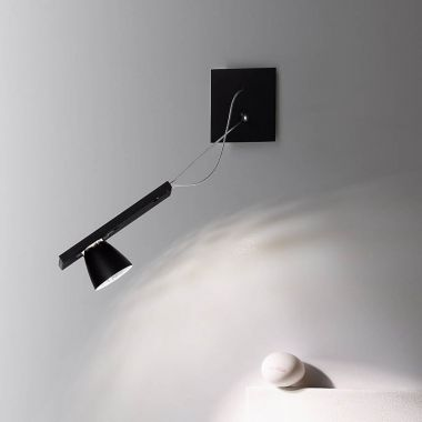 Walled Adjustable Led Bed Reading Light Wall Mount