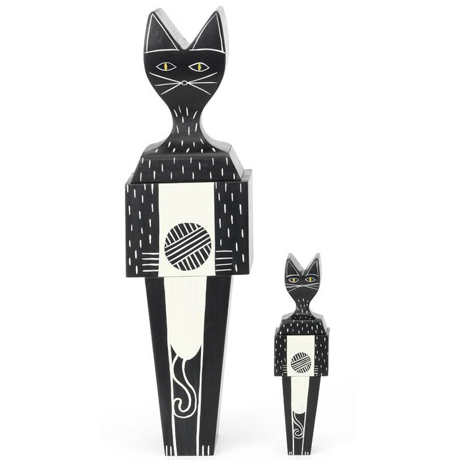 Girard® Wooden Doll Cat by Vitra