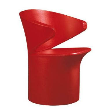 Focus 2 Eero Aarnio Adelta Chair, Red   Sample Sale ...