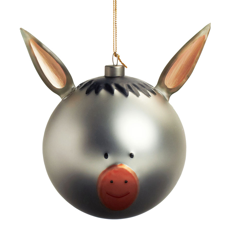 Asinello Christmas Tree Ornament by Alessi | Stardust