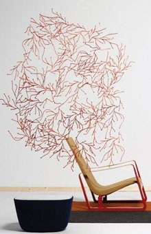 Vitra Algue Screen Pack Of 25 Pieces By Bouroullec Stardust