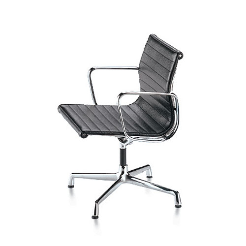 Vitra Miniature Aluminum Group Chair By Charles And Ray Eames Stardust