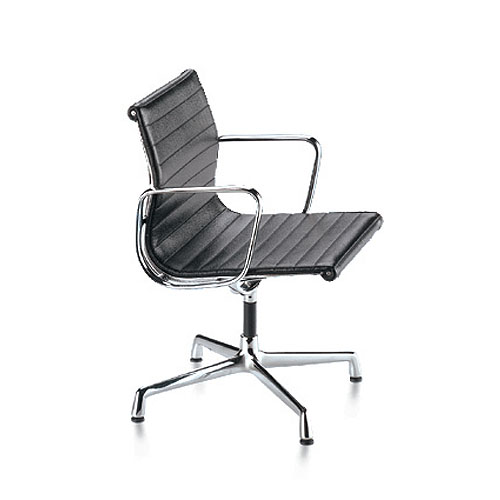Vitra miniature aluminum group chair by charles and ray for Vitra alu chair replica