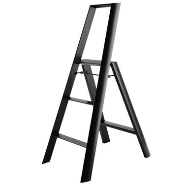 Lightweight Folding 3 Step Aluminum Step Stool Ladder