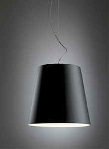 Fontanaarte Amax Extra Large 42 9 Modern Pendant Lamp White Or Black