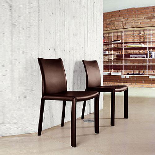 Bonaldo Angel Modern Dining Chair by James Bronte Stardust