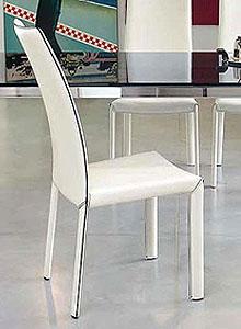 bonaldo angelina modern dining chair by james bronte