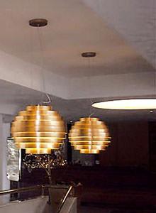 Antonangeli Mamamia C1 Suspension Lamp Stardust