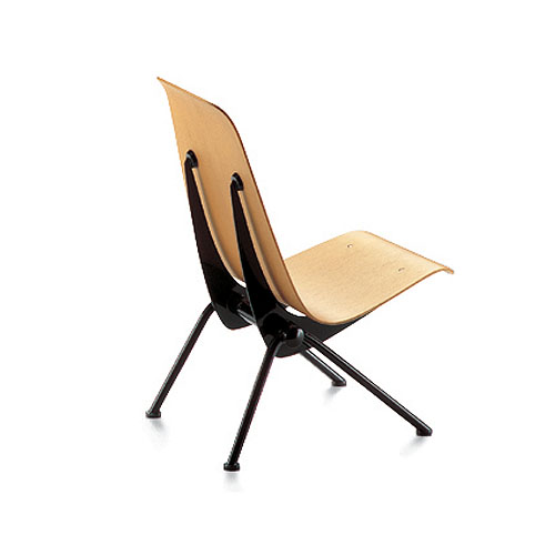 Vitra Miniature Antony Chair By Jean Prouve