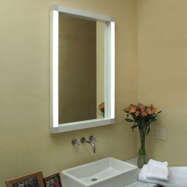 Mirror Bathroom LED Wall Mirror   Bathroom Mirror with LED Light Artemide. Mirror Bathroom LED Wall Mirror   Bathroom Mirror with LED Light