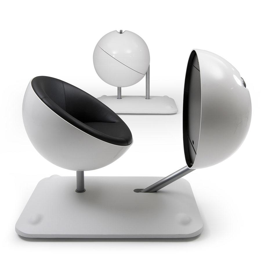 Artifort Globus Mobile Workstation Desk