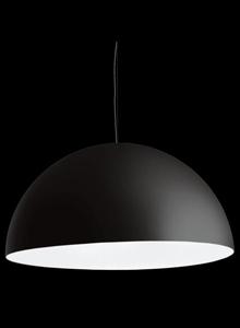 Fontanaarte Avico Small Dome Shaped Pendant Lamp