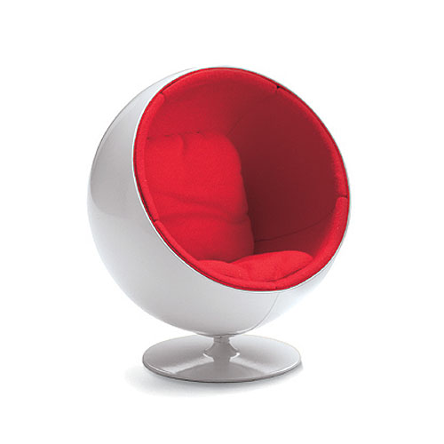vitra miniature ball chair by eero aarnio