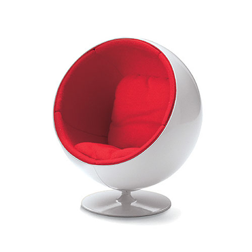 Vitra Miniature Ball Chair By Eero Aarnio Stardust - Ball chair