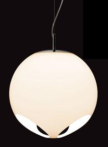 Kundalini Noglobe Modern Round Ball Pendant Lamp