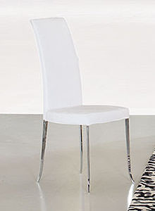 bonaldo ballerina modern dining chair by james bronte