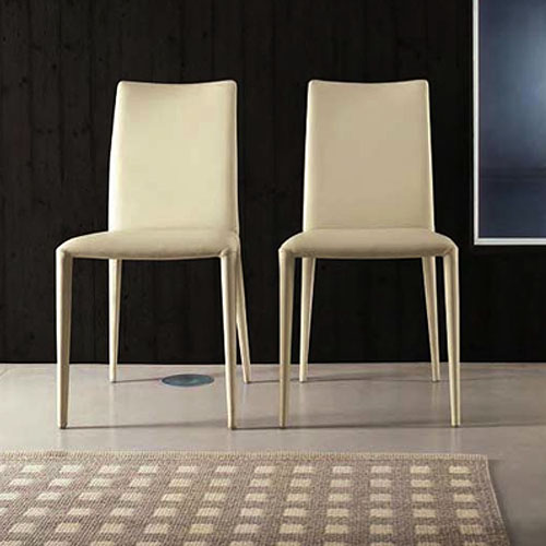 Bonaldo Balou Modern Dining Chair By James Bronte