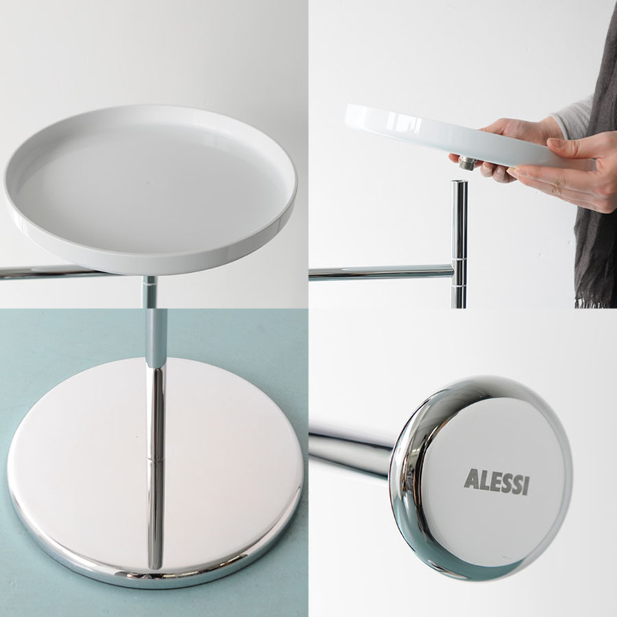 Alessi Birillo Towel Rack Stand For Bathroom ...