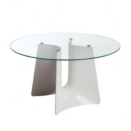 cerruti baleri bentz modern round dining table - Modern Round Dining Table