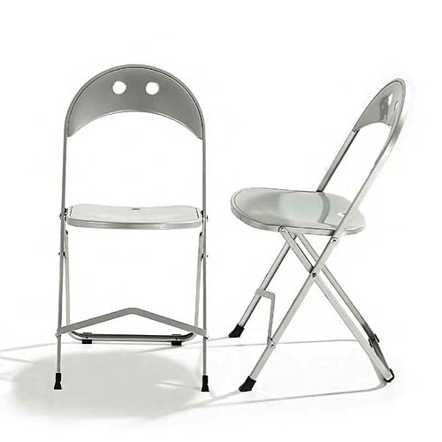 Missoni Home Outdoor Folding Chair Regista: Bonaldo Birba Modern Folding Chair By James Bronte
