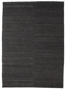 Nanimarquina Natural Earth Jute Rug Black