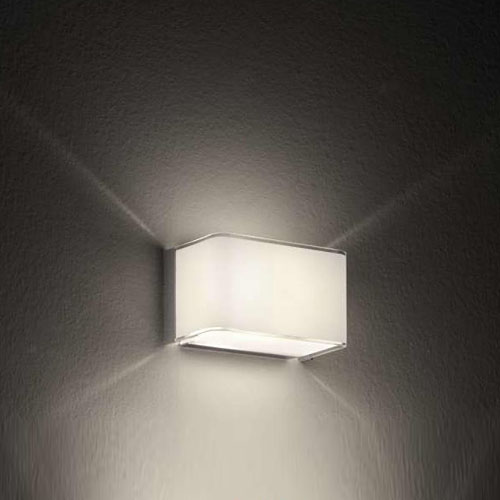 Delicieux Leucos Block P14 Modern Wall Sconce