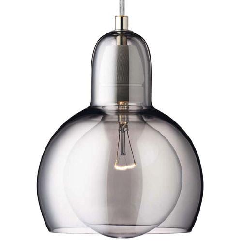 Unique Modern Pendant Lighting : Unique mega bulb glass pendant light by sofie refer stardust