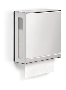 Multifold Or C Folded 2ply Hand Towel Paper Dispenser Steel