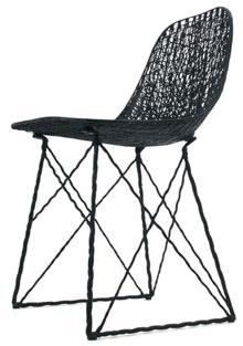 carbon chair stardust. Black Bedroom Furniture Sets. Home Design Ideas