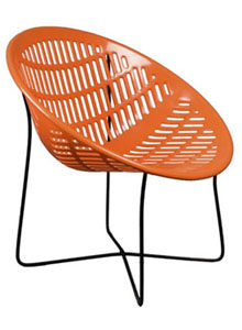 Solair Modern Outdoor Chair By Fabiano And Panzini ...