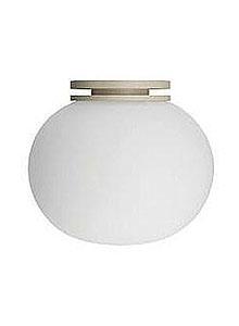 Flos Glo-Ball CW Zero Modern Ceiling/Wall Light by Jasper Morrison