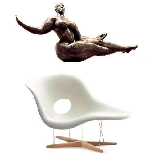 La chaise vitra for Chaises ray et charles eames