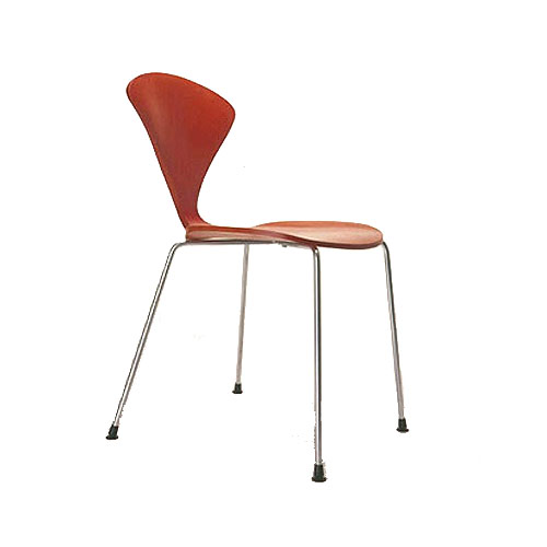 Norman Cherner Stacking Side Chair ...