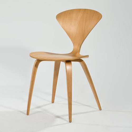 Superbe Norman Cherner Side Chair ...