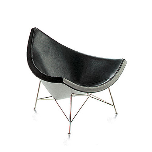 Vitra Miniature 5.5-inch Coconut Chair ...