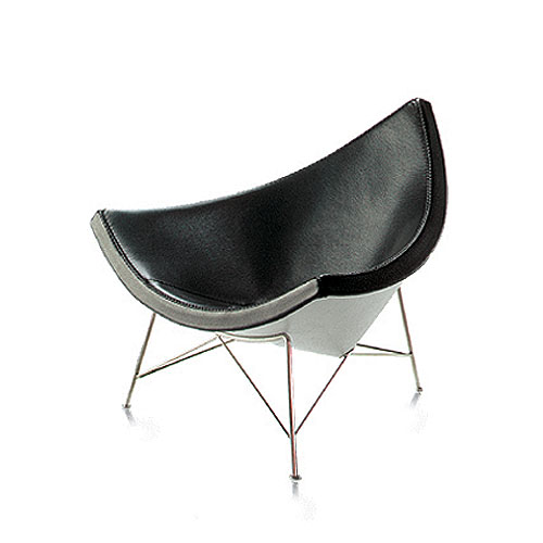 Vitra Miniature 5 Inch Coconut Chair By George Nelson