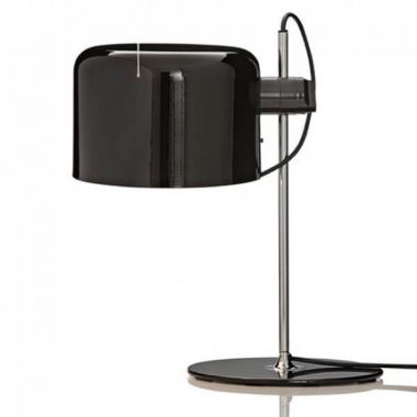 Coupe table lamp stardust coupe modern adjustable table lamp joe colombo oluce blackwhite aloadofball Images