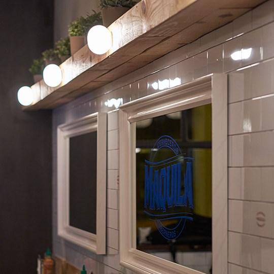 Flos Glo-Ball CW Zero Modern Ceiling/Wall Light by Jasper Morrison ...