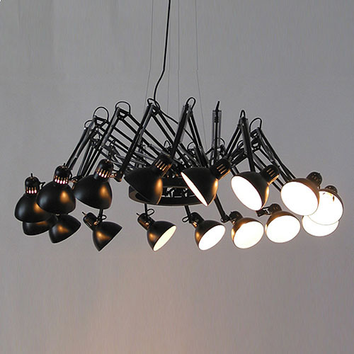 moooi dear ingo modern chandelier lamp by ron gilad stardust. Black Bedroom Furniture Sets. Home Design Ideas