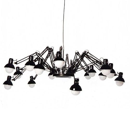 black modern chandeliers. Moooi Dear Ingo Modern Chandelier Lamp By Ron Gilad Black Chandeliers