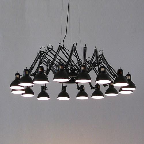moooi dear ingo modern chandelier lamp by ron gilad