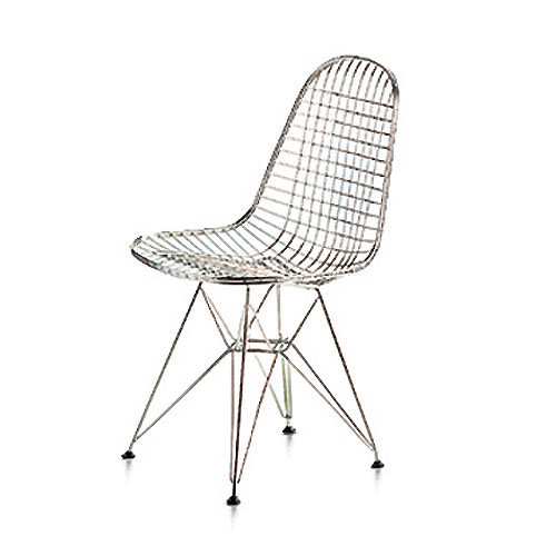 Vitra Miniature Dkr Wire Chair By Charles And Ray Eames