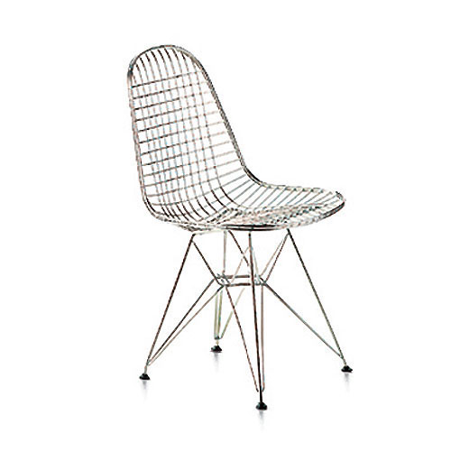 Eames Chair Original vitra miniature 5 25 inch dkr wire chair by charles and eames