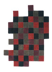 Nanimarquina Do Lo Rez 2 Checkerboard Area Rug By Ron Arad ...