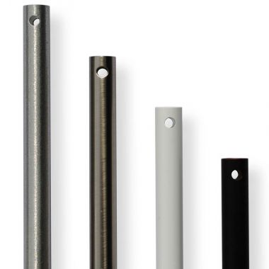 Custom Downrod Extension Lengths For Modern Fan Company Ceiling Fans Stardust
