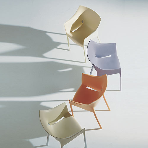 Dr. NO Chairs - Kartell Dr. No Chair: Kartell Chairs