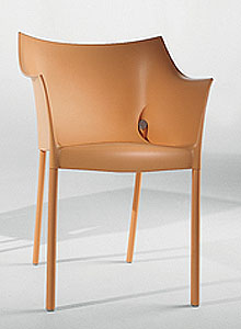 Kartell Dr. No Armchair by Philippe Starck