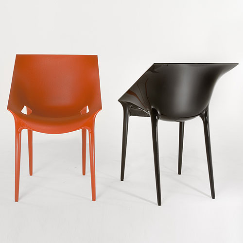 Gentil Kartell Dr. Yes Chair By Philippe Starck