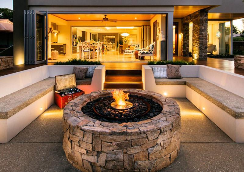 EcoSmart Fire: AB8 Ventless Indoor or Outdoor Fireplace Burner ...