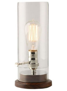 Historic lighting 1910 edison table lamp stardust - Roost edison lamp ...